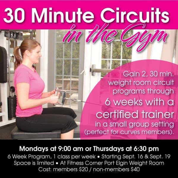 30 Minute Circuits