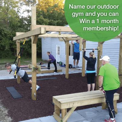 fitness corner contest