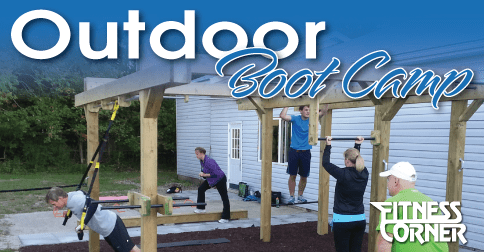 Outdoor Boot Camp
