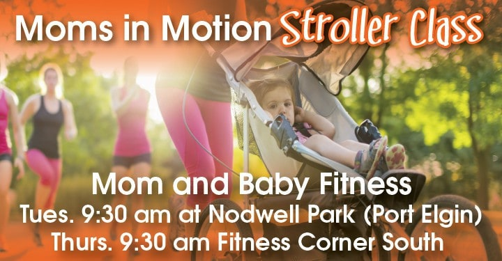 Moms in Motion ~ New Session Starts June 9!