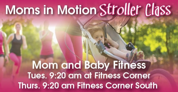 New Session of Moms in Motion Starts Sept. 8!
