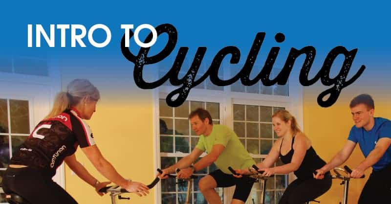 Intro to Cycling Starts Jan. 18